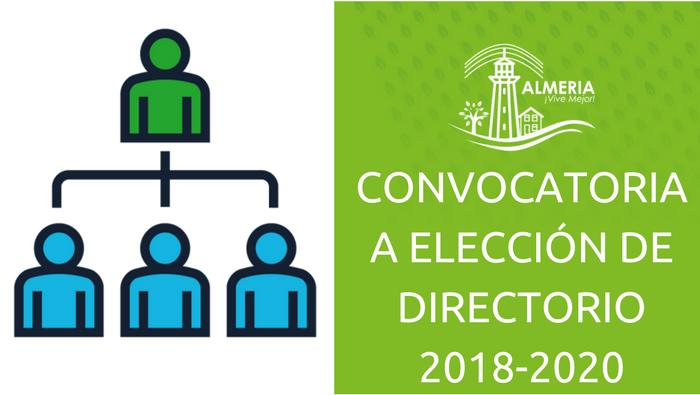 Prorroga a Proceso Eleccionario para inscripción de segunda lista idonea