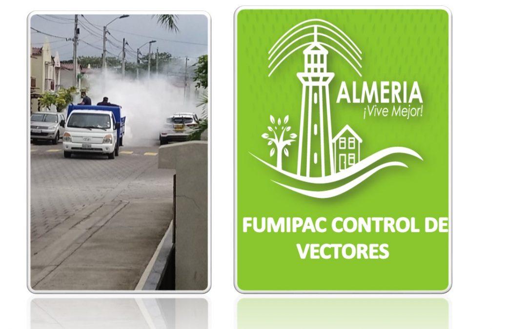 CONTRATACION  SERVICIO DE CONTROL DE PLAGAS VECTORES