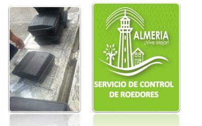 SERVICIOS DE CONTROL DE ROEDORES