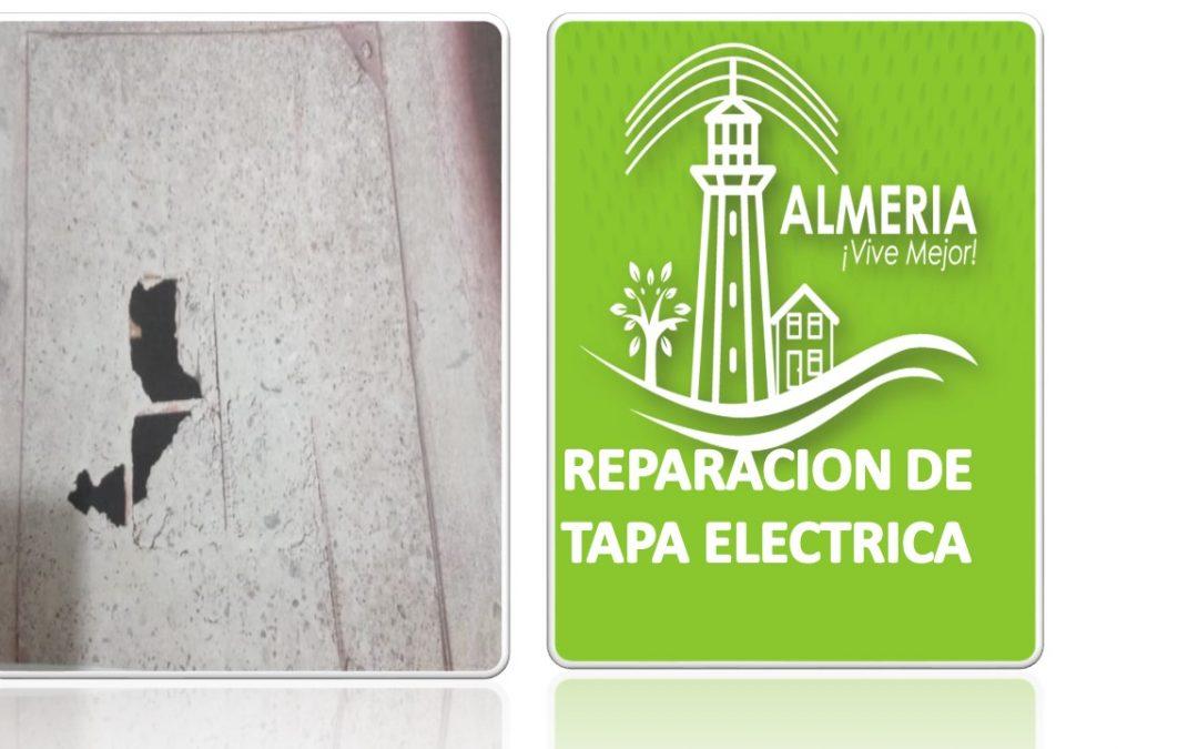 REPARACION DE TAPA ELECTRICA